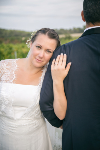 Photographe de mariage, mariage bohème, la mariée