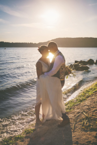 Photographe mariage, portrait mariés, cérémonie