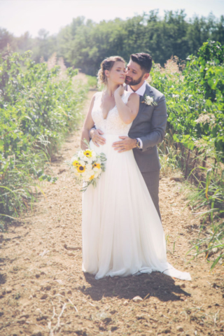 Photographe de mariage, mariage hippie chic