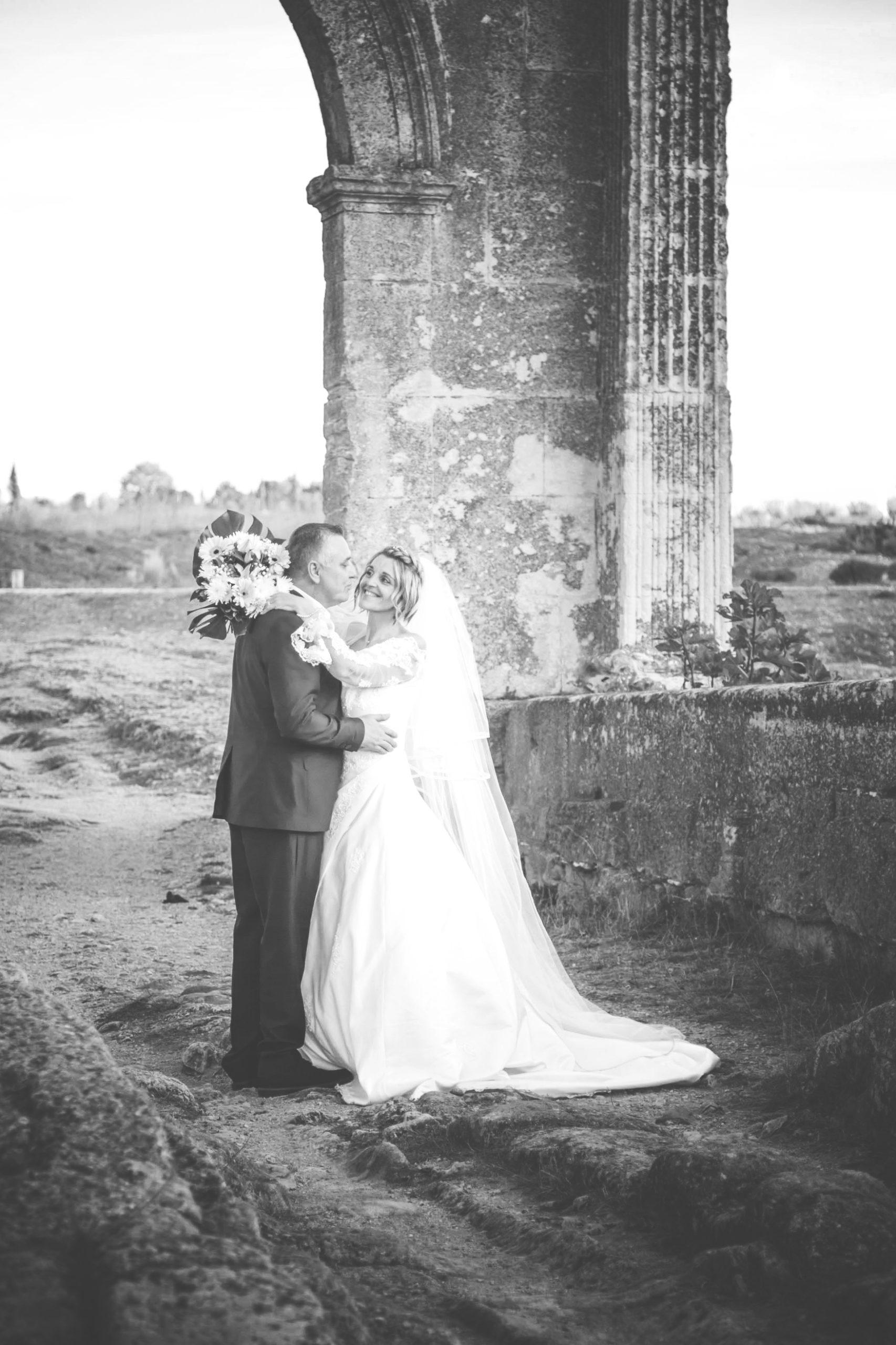 Photographe de mariage, mariage romantique