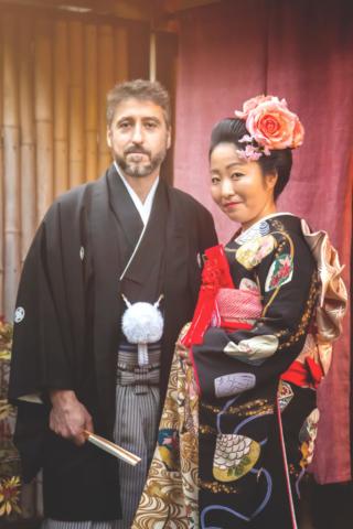 photographe de mariage à l'étranger, mariage au Japon