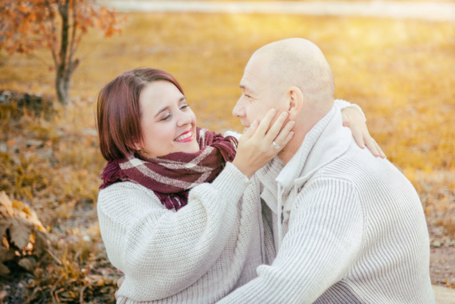 Photographe portrait, shooting couple, Saint-Valentin