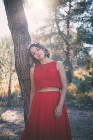 Photographe portrait, shooting adolescent, fille