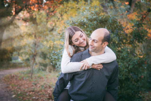 Photographe portrait, shooting couple, shooting automne