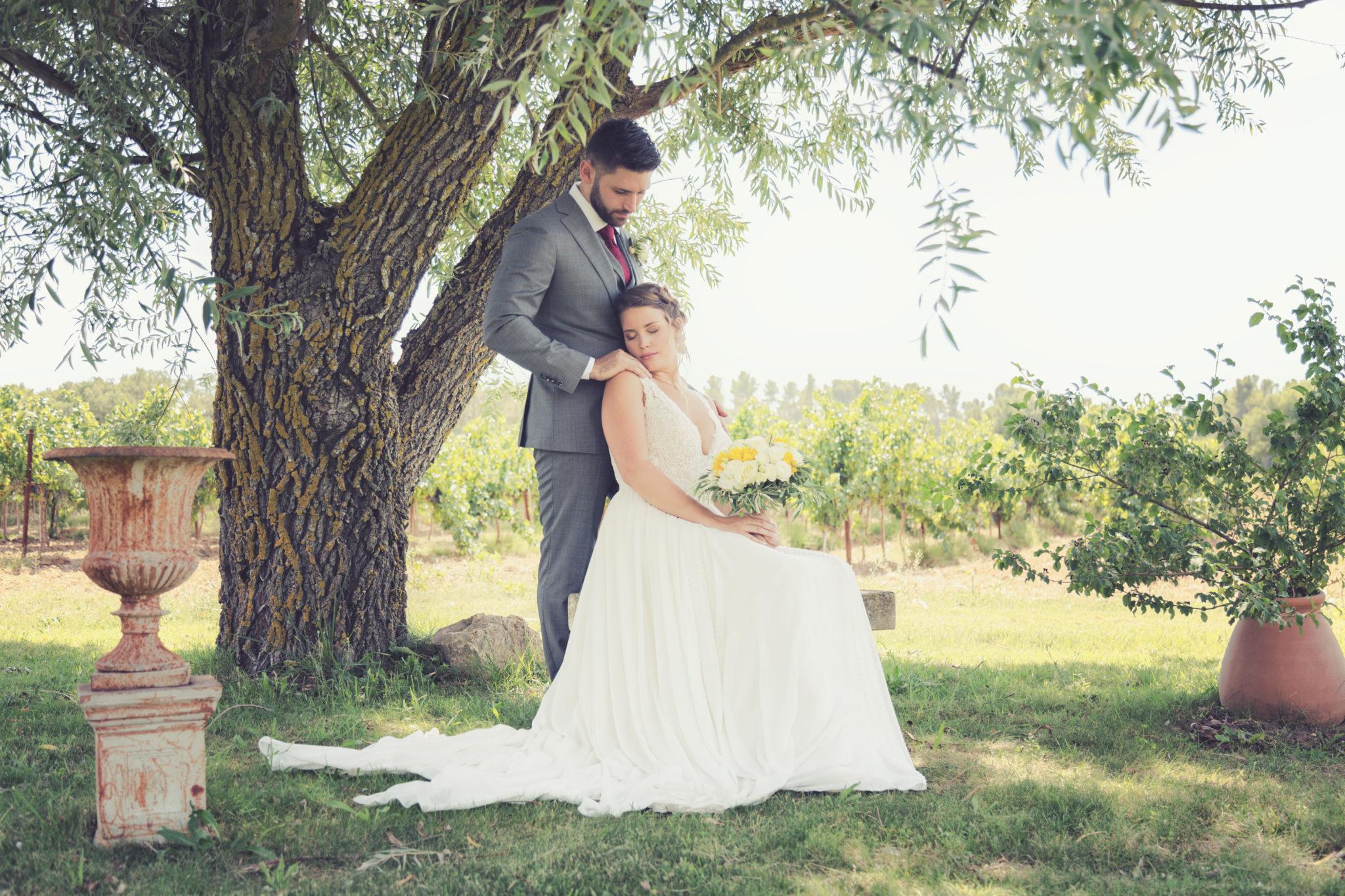 Photographe mariage portrait couple éternel présent